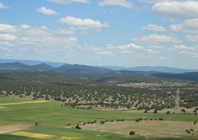 Vistas desde El Cabezo
